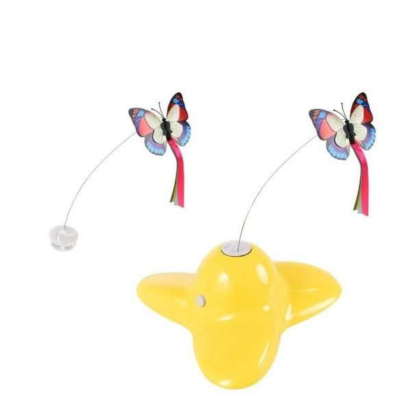 Cat Butterfly toy4