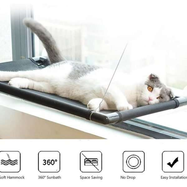 Cat Hanging bed 1