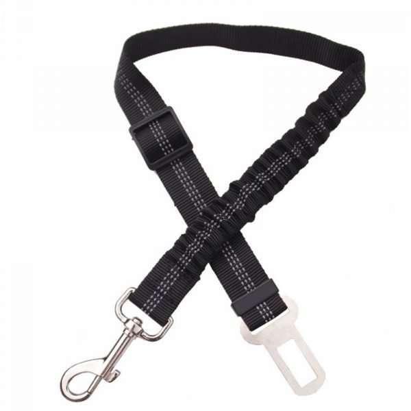Pet Seatbelt black1