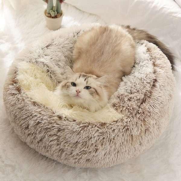 Pet cave bed4