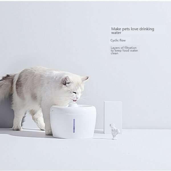 Pet water fountain2