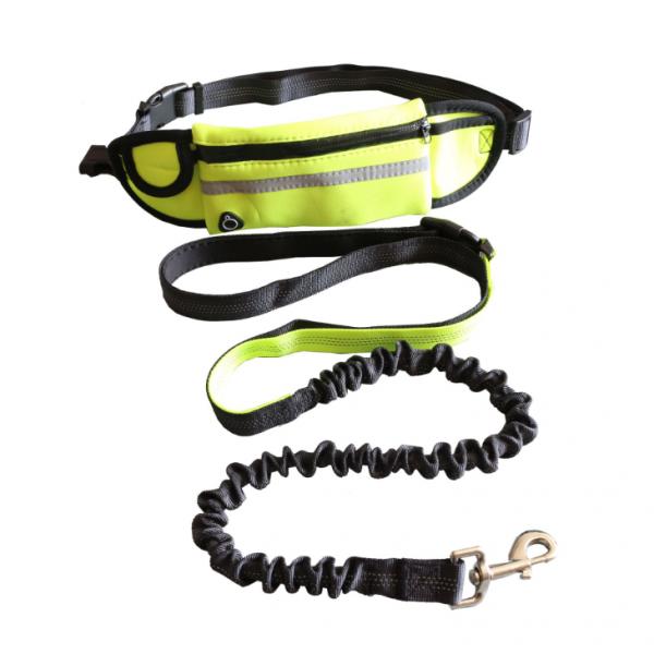 Running waist dog leash4