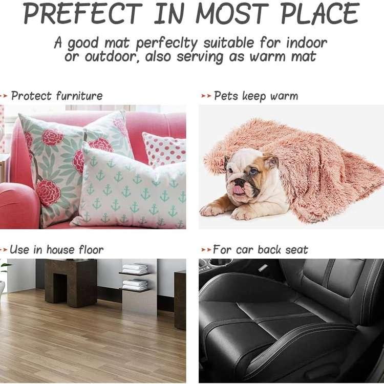 Soft Plush Pet Blanket9