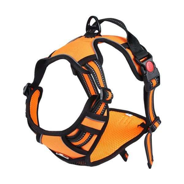 dog chest harness1