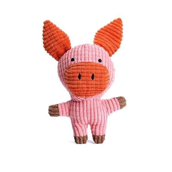 dog stuffed toy pig 2 e1618153266537