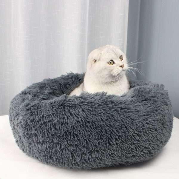 pet donut bed 8