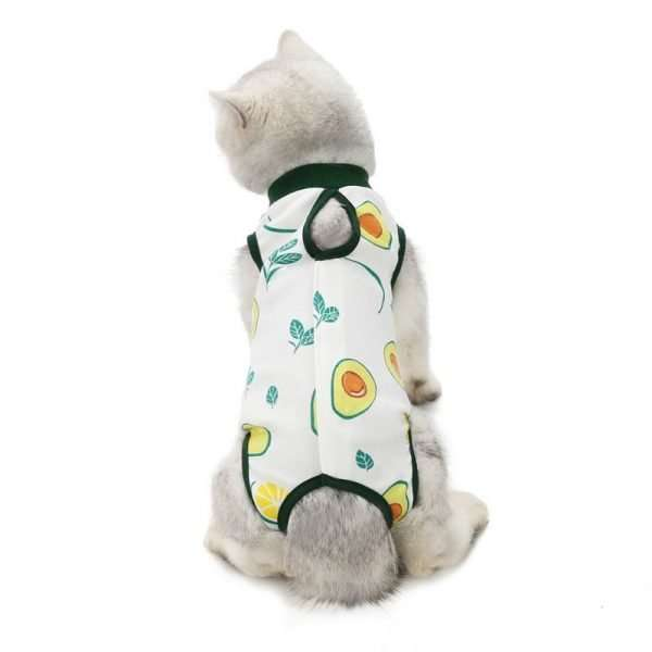 Cat Surgical Recovery Shirt3