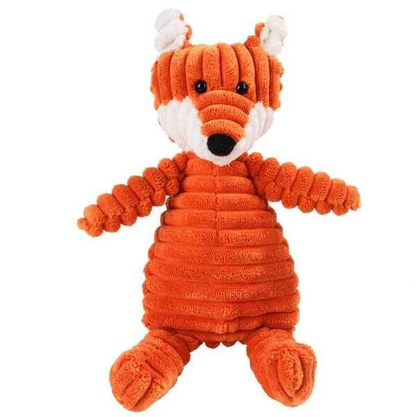 Fox Squeak dog Toy2