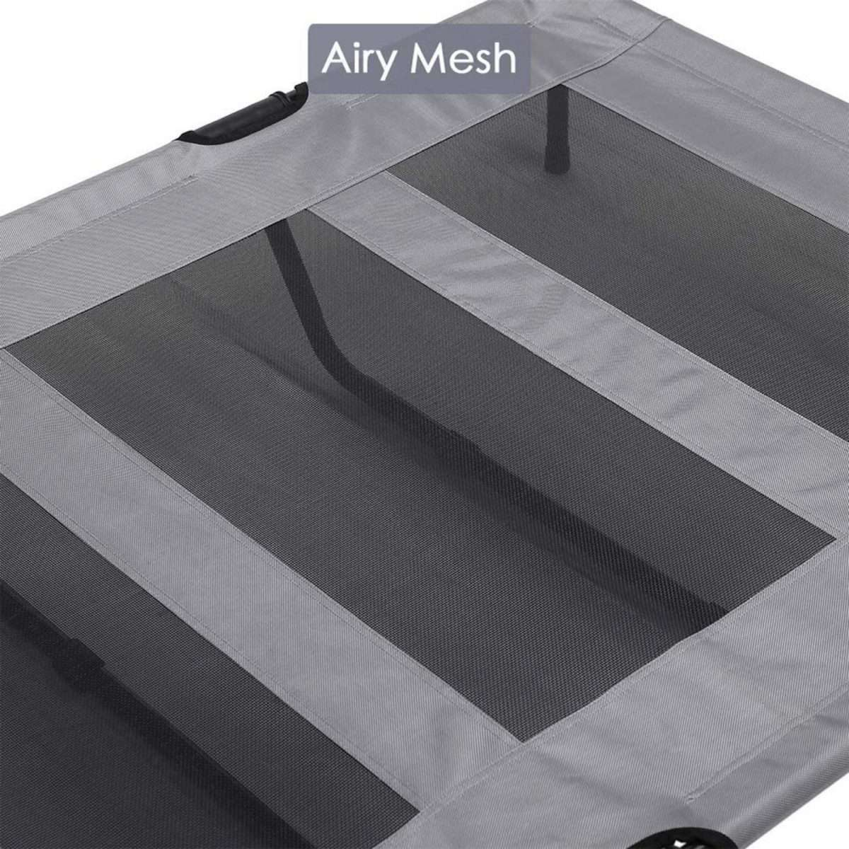 Portable animal breathable tent bed2