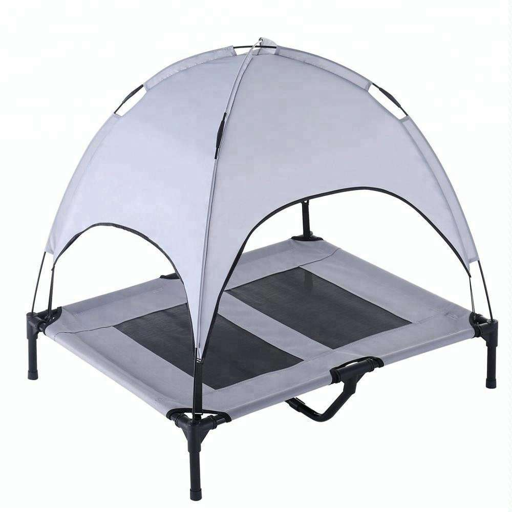 Portable animal breathable tent bed6