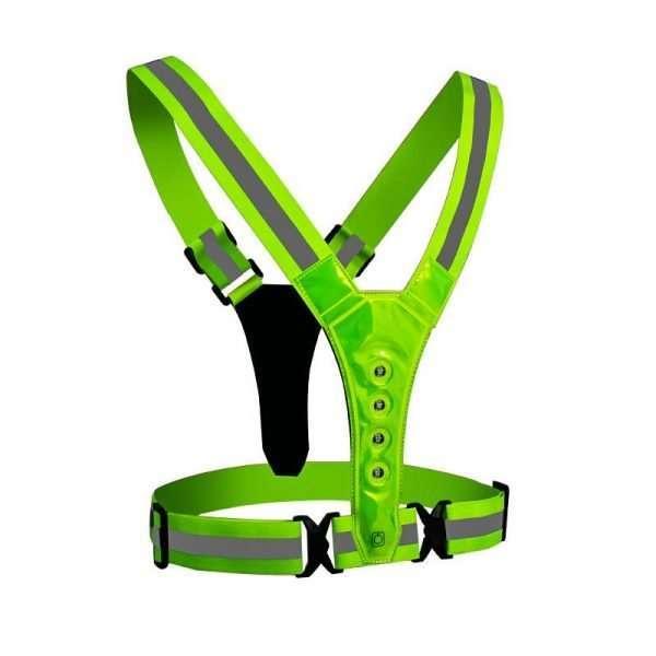 Reflective LED Safety Vest 6