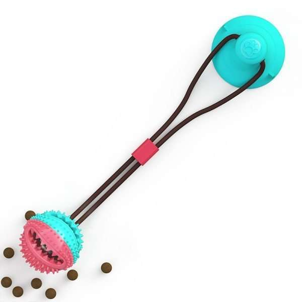 Suction Cup Dog Chewing Toy
